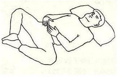 这样的睡姿可以补肾